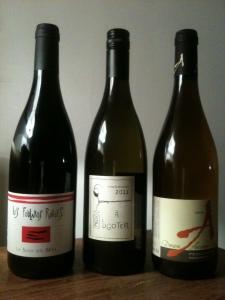 3 vins pour l'été